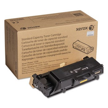 Xerox 106R03620 Black, Standard Yield Toner Cartridge, Xerox 106R03620