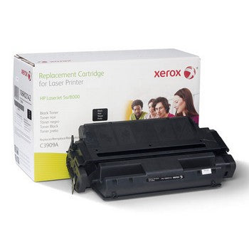 HP CE3909A Black, Extended Yield, Remanufactured Toner (Xerox) Toner Cartridge, Xerox 106R2142