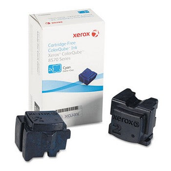 Xerox 108R00926 Cyan, 2/Pack Ink Stick