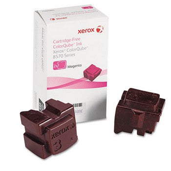 Xerox 108R00927 Magenta, 2/Pack Ink Stick