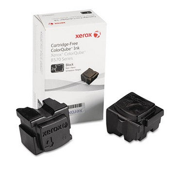 Xerox 108R00929 Black, 2/Pack Ink Stick