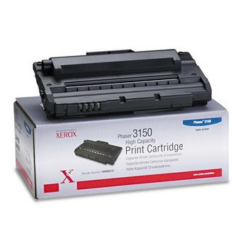Xerox 109R00747 Black, High Yield Toner Cartridge