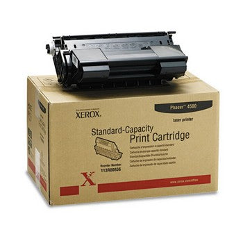 Xerox 113R00656 Black, Standard Yield Toner Cartridge