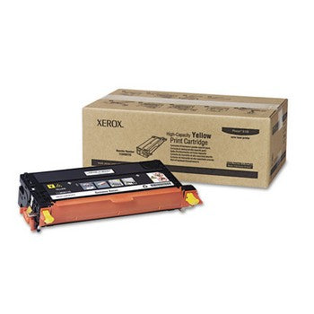 Xerox 113R00725 Yellow, High Capacity Toner Cartridge