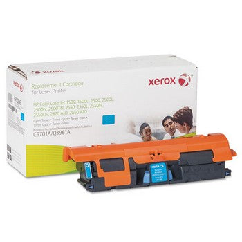 Xerox 6R1286 Cyan, Standard Yield Toner Cartridge