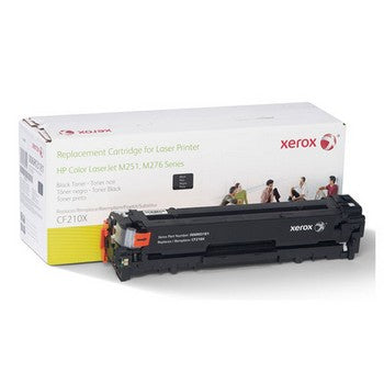 HP 131X Black, High Yield, Remanufactured Toner (Xerox) Toner Cartridge, Xerox 6R3181