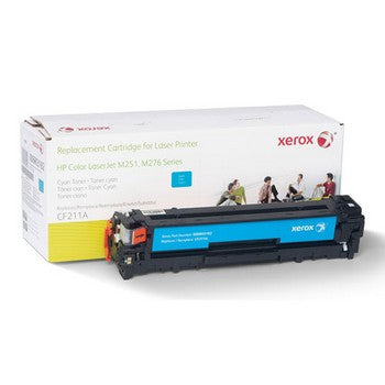 HP 131A Cyan, Standrad Yield, Remanufactured Toner (Xerox) Toner Cartridge, Xerox 6R3182
