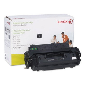 HP 10A Black, Extended Yield, Remanufactured Toner (Xerox) Toner Cartridge, Xerox 6R3199