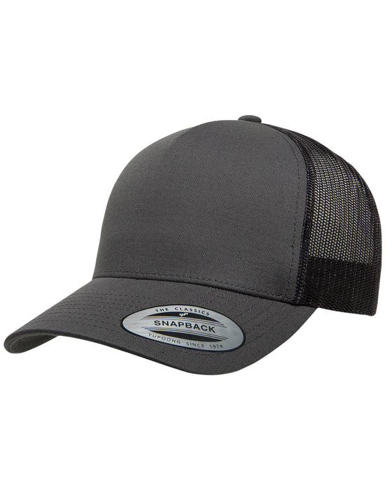 Custom Embroidered Trucker Hat