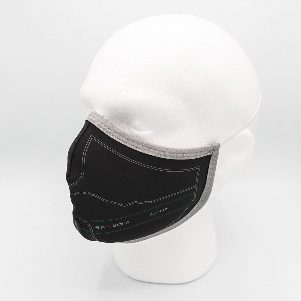 Mount Rainier Facemask
