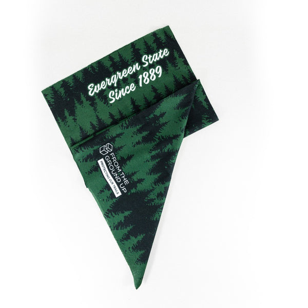 Evergreen State Neck Gaiter