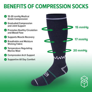 Socks for Docs | Compression Socks