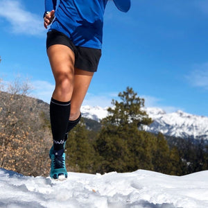 Front Runner | 15-20 mmHg Merino Wool Compression Socks