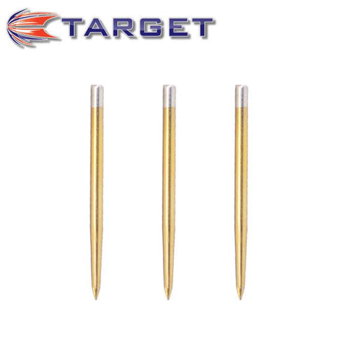 Gold Dart Points - Custom Hand Made Darts - Bespoke Darts