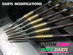 Darts Modification - Custom Hand Made Darts - Bespoke Made Darts