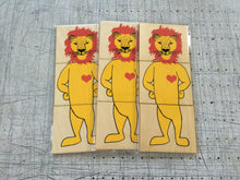 SAFARI Mix-and-Match magnetic set, 3 characters (Elephant/Lion/Monkey)