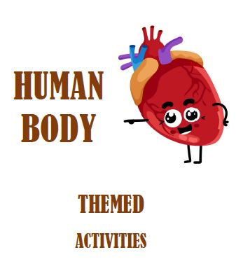 Themed Play - Human Body