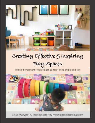 Guide to Creating Effective and Inspiring Play Spaces at Home
