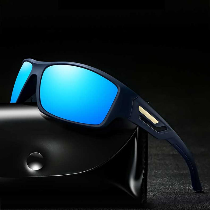 Fashion Polarized Sunglasse Eyeswear Goggles TR90