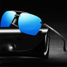 Load image into Gallery viewer, Mens Designer Fashion Polarized Sunglasses