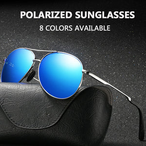 Polarized Sunglasses for men and women  UV400 Protection - Risen Fashion