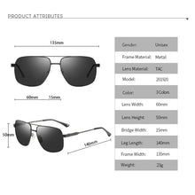 Load image into Gallery viewer, Polarized Sunglasses For Men