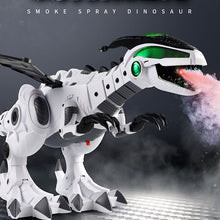 Load image into Gallery viewer, Intelligent Interactive Walking Spray Dinosaur Robot