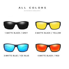 Load image into Gallery viewer, Fashion Polarized Sunglasse Eyeswear Goggles TR90