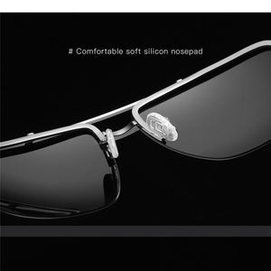 Mens Designer Fashion Polarized Sunglasses
