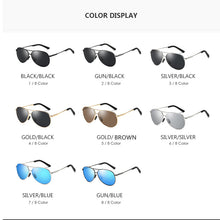 Load image into Gallery viewer, Polarized Sunglasses for men and women  UV400 Protection - Risen Fashion
