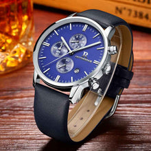 Load image into Gallery viewer, Chronograph Quartz Watches For Men Luminous Display