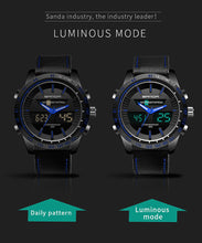 Load image into Gallery viewer, Men's  Analog Digital Watches