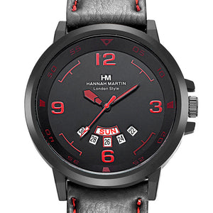 Men's Dual Calendar Sport Military Watch - Risen Fashion