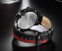 Load image into Gallery viewer, New Style Chronograph Quartz Watches Leather Strap