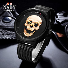Load image into Gallery viewer, Top Luxury Brand Man  Skull  Watch Fashion Sport Watch - Risen Fashion