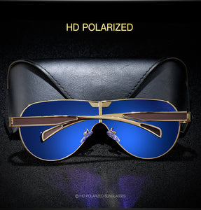 New Fashion HD Polarized Sunglasses