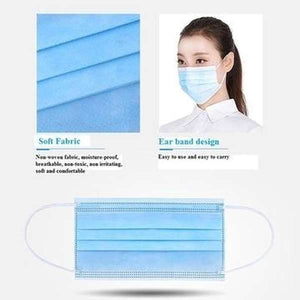 Disposable Sanitary Face Mask
