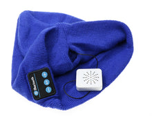 Load image into Gallery viewer, Bluetooth Earphone Music Hat Winter Wireless Headphone Cap