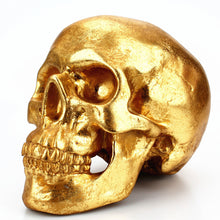 Load image into Gallery viewer, Resin Skull Crafts Money Boxes Piggy Bank