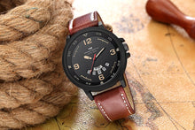 Load image into Gallery viewer, Men's Dual Calendar Sport Military Watch - Risen Fashion