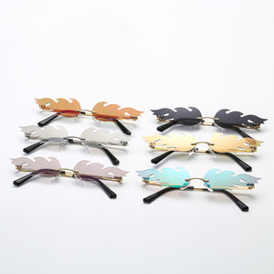 Trending  Fire Flame Sunglasses