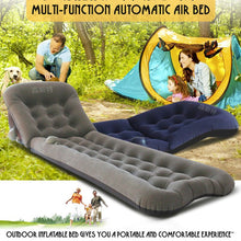 Load image into Gallery viewer, Portable   Inflatable Cushion Outdoor Camping Mat