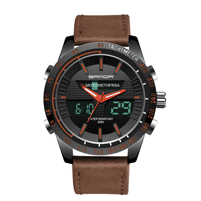 Men's  Analog Digital Watches