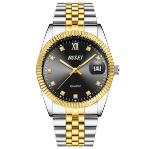 Risen Bosei STAINLESS STEEL WATCH - Risen Fashion