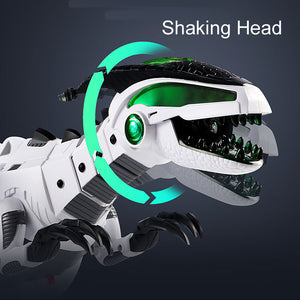 Intelligent Interactive Walking Spray Dinosaur Robot