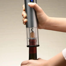 Load image into Gallery viewer, Automatic Cordless Electronic Red Wine Corkscrew Opener