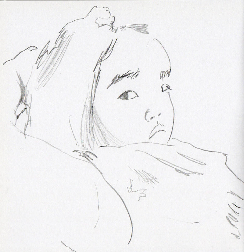 Yuko Nasu Works on paper Baby - Yuko Nasu Works on paper Baby - 5 Pieces Gallery - Contemporary Art & Photography