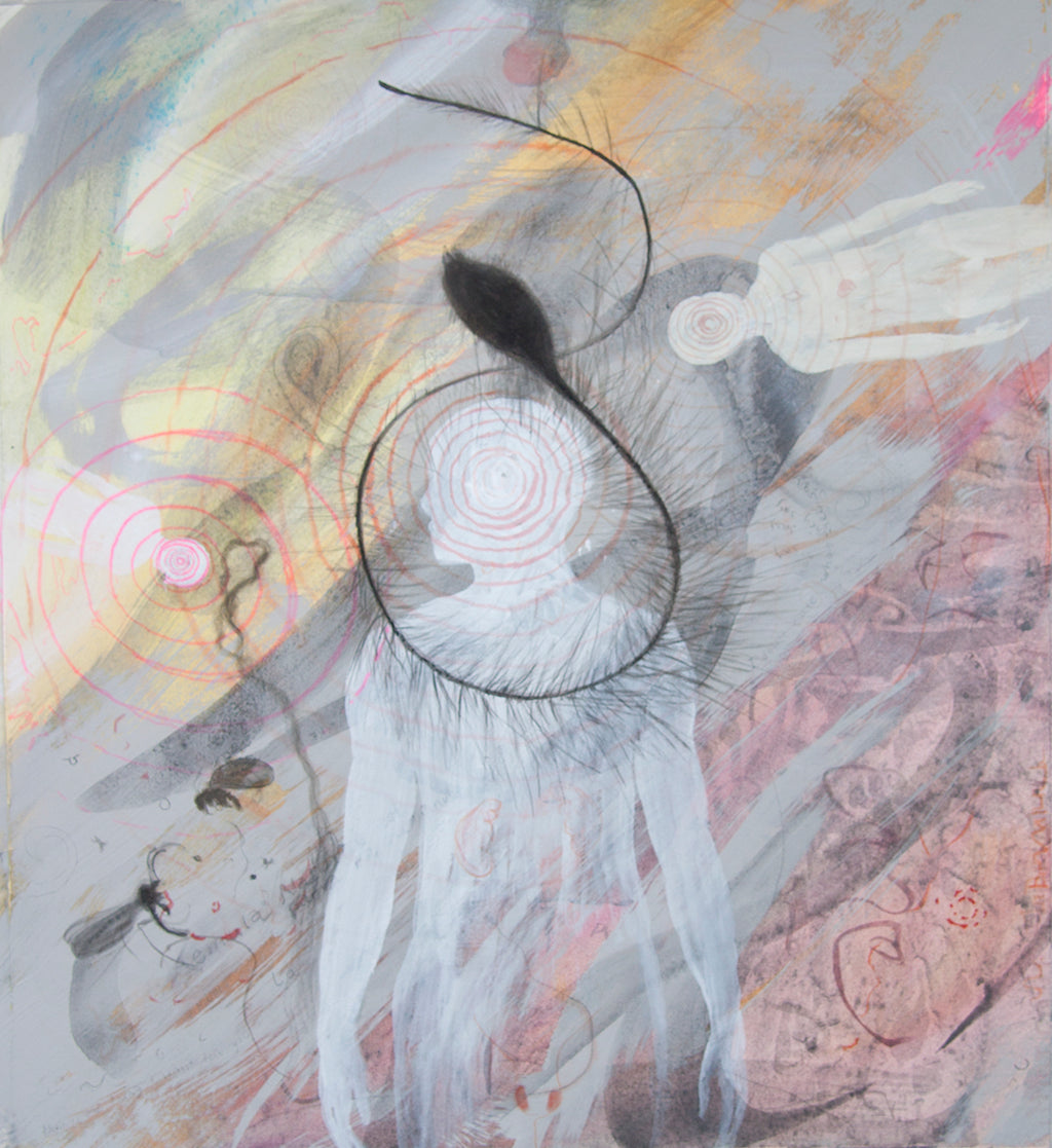 Alice Stepanek Works on paper Solipzissimus - Alice Stepanek Works on paper Solipzissimus - 5 Pieces Gallery - Contemporary Art & Photography