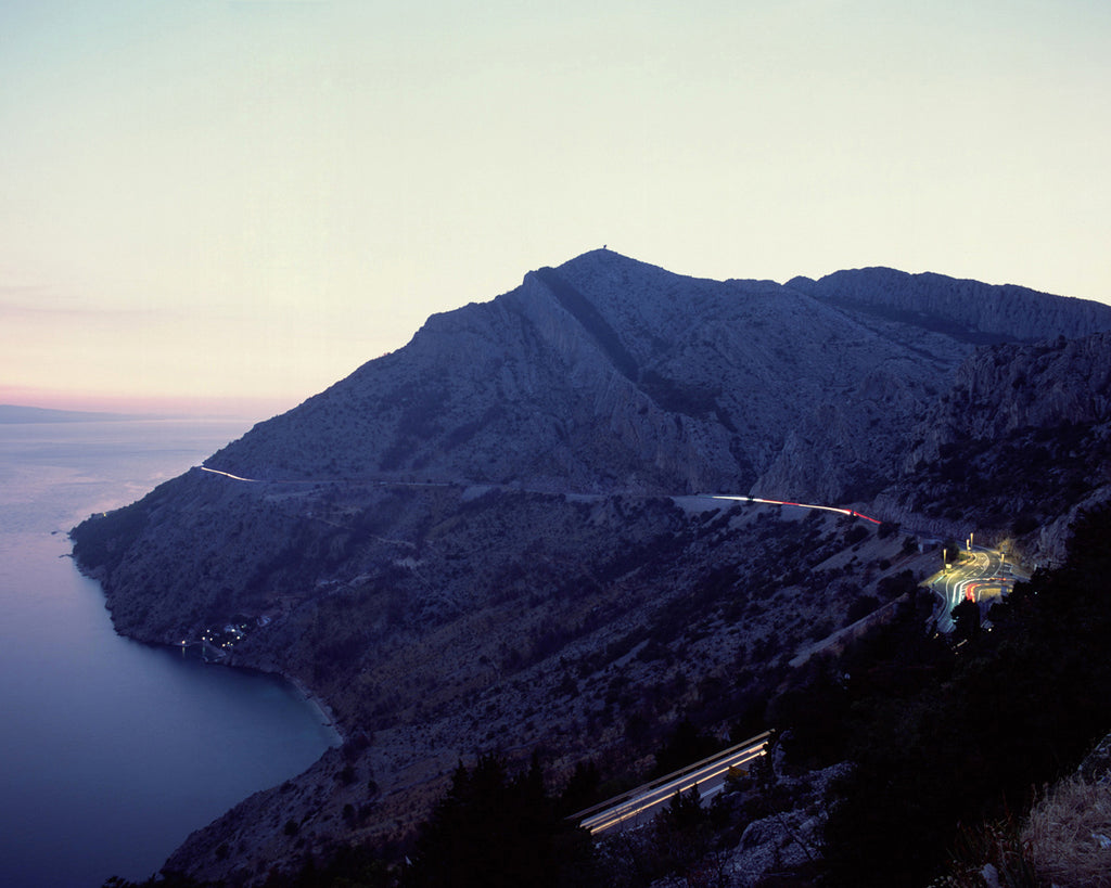 Bojan Mrdenovic Photography Adriatic Highway #5 - Bojan Mrdenovic Photography Adriatic Highway #5 - 5 Pieces Gallery - Contemporary Art & Photography