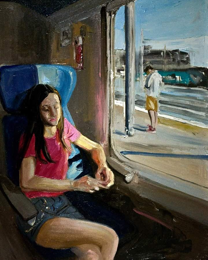 Federico Lombardo The train